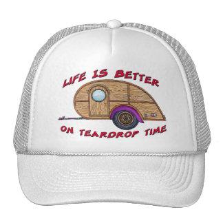 La vida es un mejor gorra