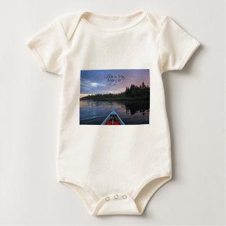 ¡La vida es un viaje, disfruta de él! - Serie 1 Body Para Bebé