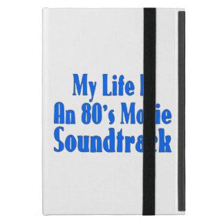 La vida es una banda de sonido de la película de iPad mini fundas