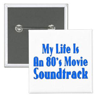 La vida es una banda de sonido de la película de pin cuadrado