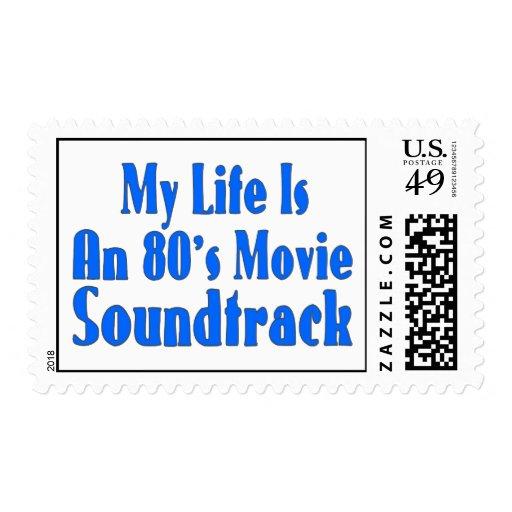 La vida es una banda de sonido de la película de sellos