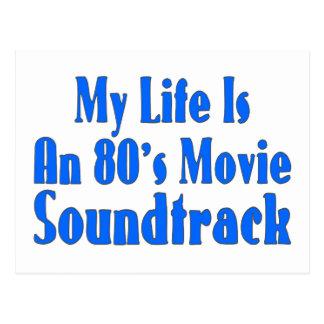 La vida es una banda de sonido de la película de tarjeta postal