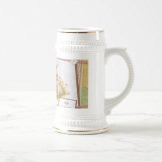 La vida es una comida campestre tazas de café
