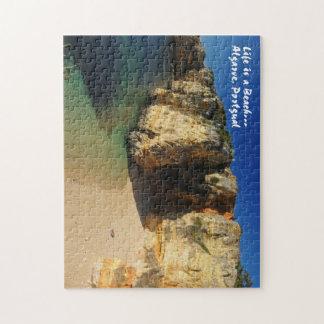 La vida es una playa, Algarve, Portugal Puzzle Con Fotos