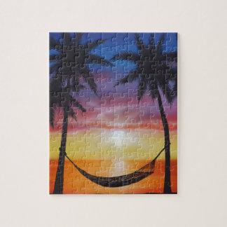 La vida es una playa rompecabeza con fotos