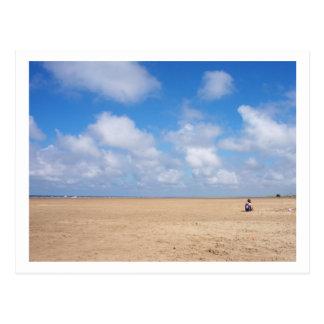 la vida es una playa tarjetas postales