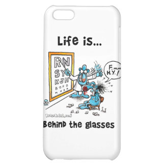La vida está detrás de los vidrios