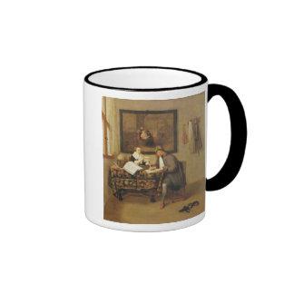 La vida estudiosa, 1662 tazas de café