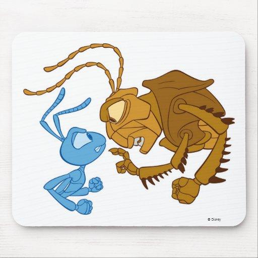 La vida Flik del insecto de Disney y tolva Tapete De Ratón