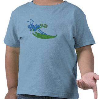 La vida Flik Disney de esquí de un insecto Camisetas