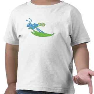 La vida Flik Disney de esquí de un insecto Camiseta
