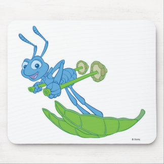 La vida Flik Disney de esquí de un insecto Tapetes De Ratón