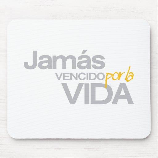 LA VIDA (p1012) de JAMAS VENCIDO POR Tapetes De Ratones