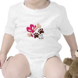 La vida puede conseguir el acerino traje de bebé