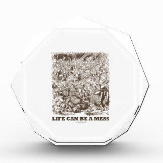 La vida puede ser un lío (el espejo del país de