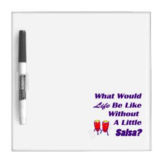 la vida sea como sin los congas púrpuras del rojo pizarras blancas