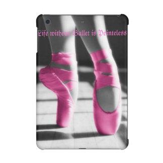 La vida sin ballet es cajas de la retina del iPad
