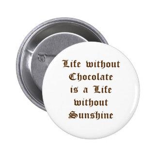 La vida sin el chocolate es una vida sin sol
