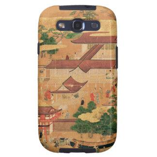 La vida y los pasatiempos de la corte japonesa, To Samsung Galaxy S3 Coberturas