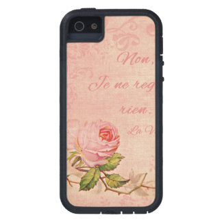 La Vie En Rose Case For iPhone SE/5/5s