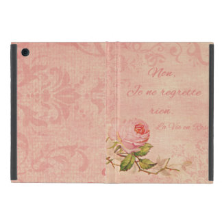 La Vie En Rose Cover For iPad Mini