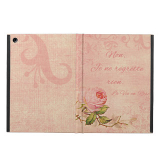 La Vie En Rose iPad Air Cases