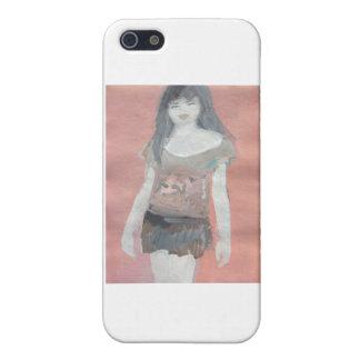 La_Vie_en_Rose iPhone 5 Fundas