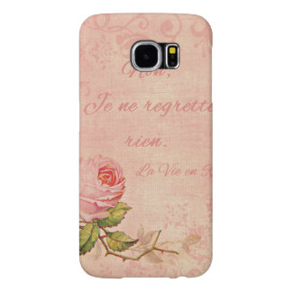 La Vie En Rose Samsung Galaxy S6 Case