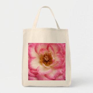 La Vie en Rose Series Canvas Bag