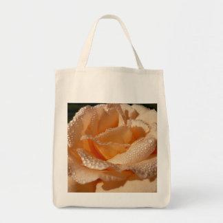 La Vie en Rose Series Canvas Bags