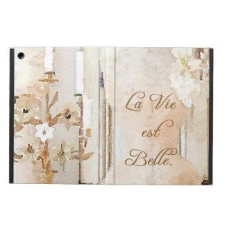 La Vie est Belle iPad Air Cover