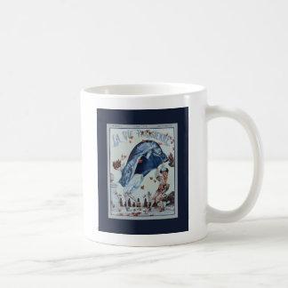 La Vie Parisienne Flurry of Autumn Cheri Herouard Coffee Mug