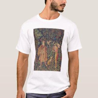 La Vie Seigneuriale - Leaving for the Hunt T-Shirt