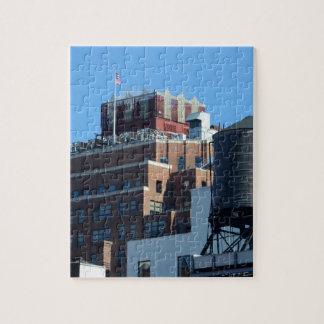 La vieja construcción de Port Authority Puzzle
