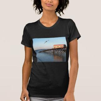 La vieja estación del bote salvavidas en Tenby Camiseta