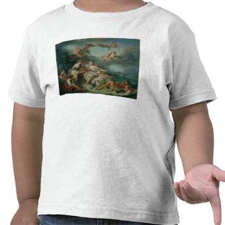 La violación del Europa 1747 Camiseta