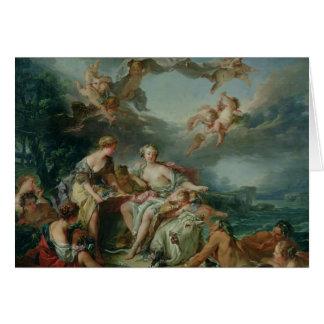 La violación del Europa 1747 Felicitacion