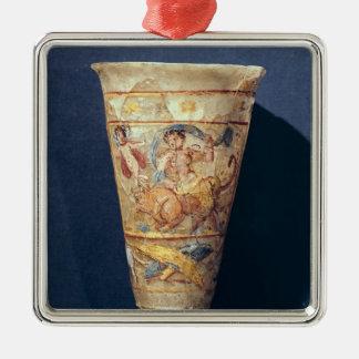 La violación del Europa estilo Greco-Budista Ornamentos De Reyes Magos