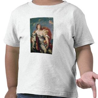 La violación del Europa Camisetas