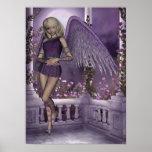 La violeta del ángel encanta el poster