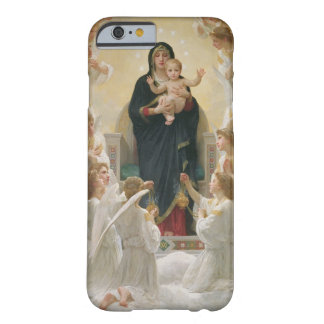 La Virgen con Angels, 1900 Funda Barely There iPhone 6