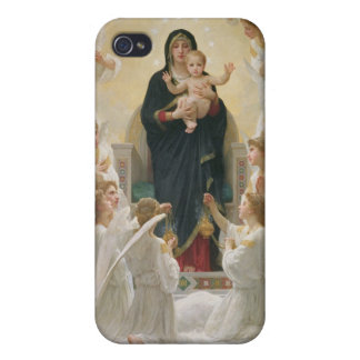 La Virgen con Angels, 1900 iPhone 4 Coberturas