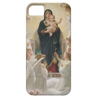 La Virgen con Angels, 1900 Funda Para iPhone SE/5/5s