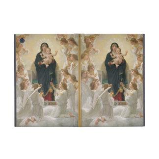 La Virgen con Angels, 1900 iPad Mini Coberturas