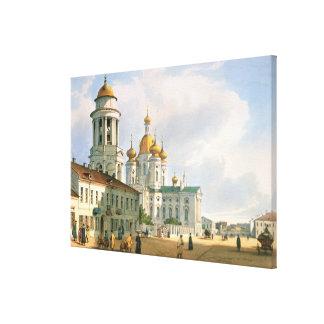 La Virgen de la iglesia de Vladimir Lona Envuelta Para Galerías