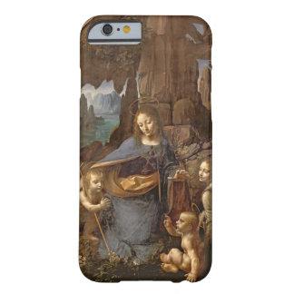 La Virgen de las rocas Funda Barely There iPhone 6