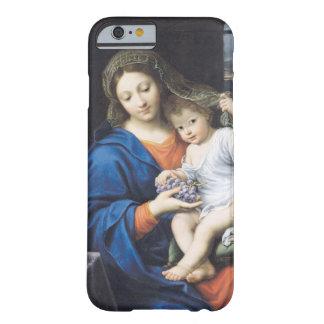 La Virgen de las uvas, 1640-50 Funda Barely There iPhone 6