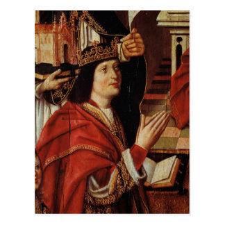 La Virgen de los reyes católicos Postales
