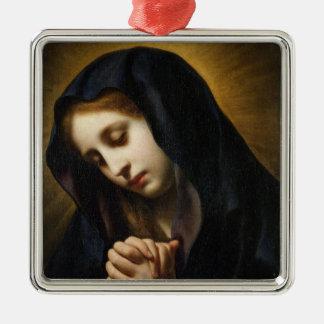 La Virgen del anuncio, c.1653-55 Ornato