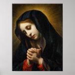 La Virgen del anuncio, c.1653-55 Impresiones